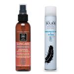 Засоби для захисту волосся