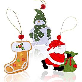 Підвіски новорічні