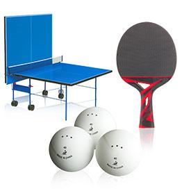 Товари для настільного тенісу