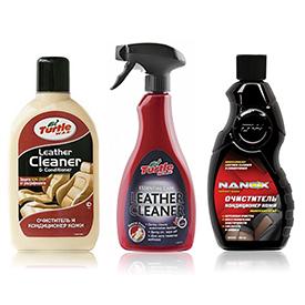 Очистители и кондиционеры для кожи