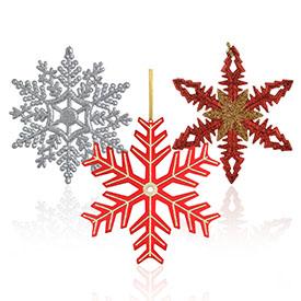 Сніжинки для ялинки