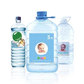 Дитяча вода