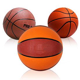 Баскетбольні м'ячі