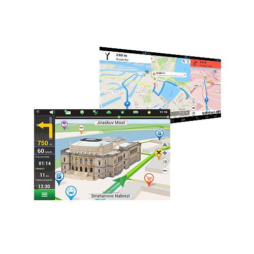 Карти для GPS