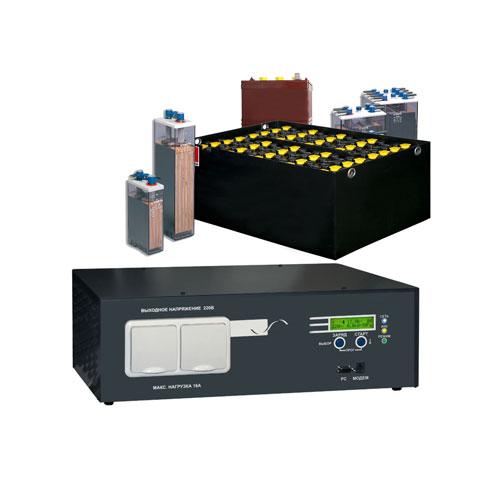 Інвертори і контролери заряду АКБ