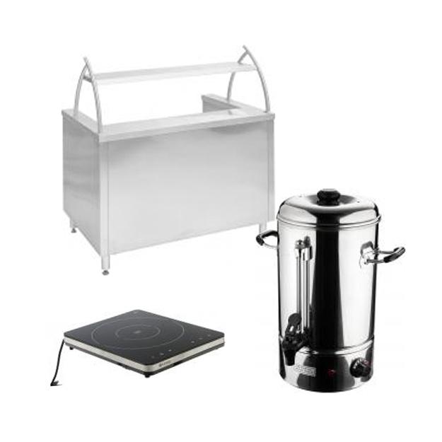 Тепловое оборудование для кухни