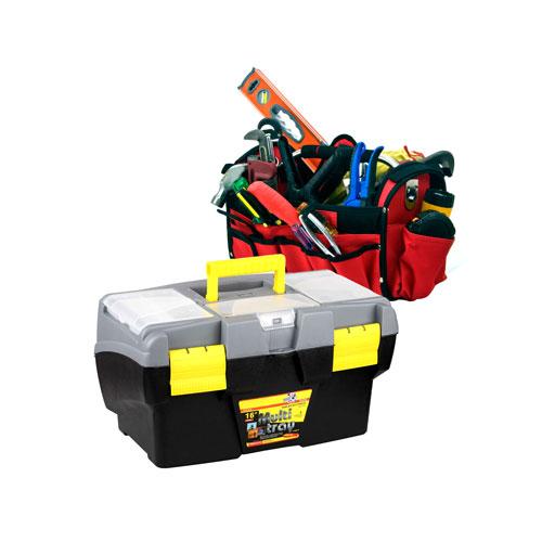 Сумки та ящики для інструментів