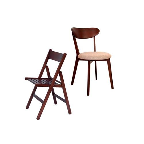 Дерев'яні стільці