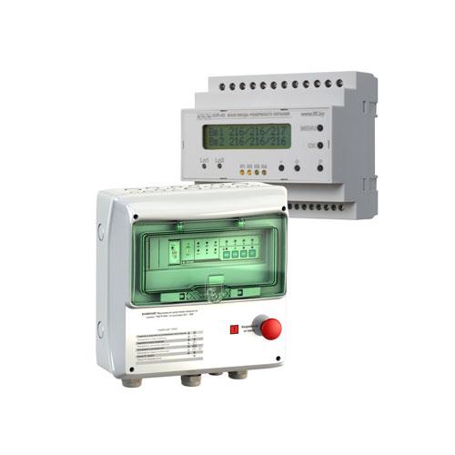 Автоматичне введення резерву (АВР)