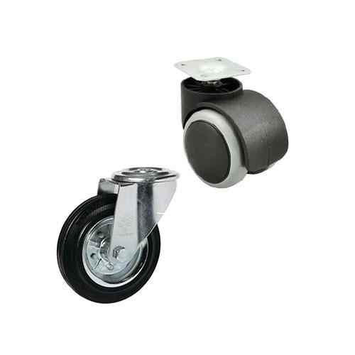 Меблеві ролики та колеса