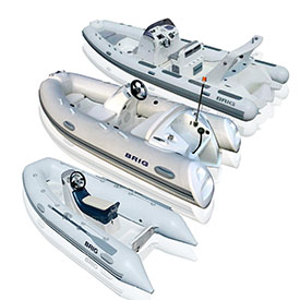 Моторні човни та катери