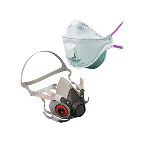 Респираторы и маски с клапаном выдоха