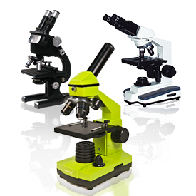 Мікроскопи у Львові