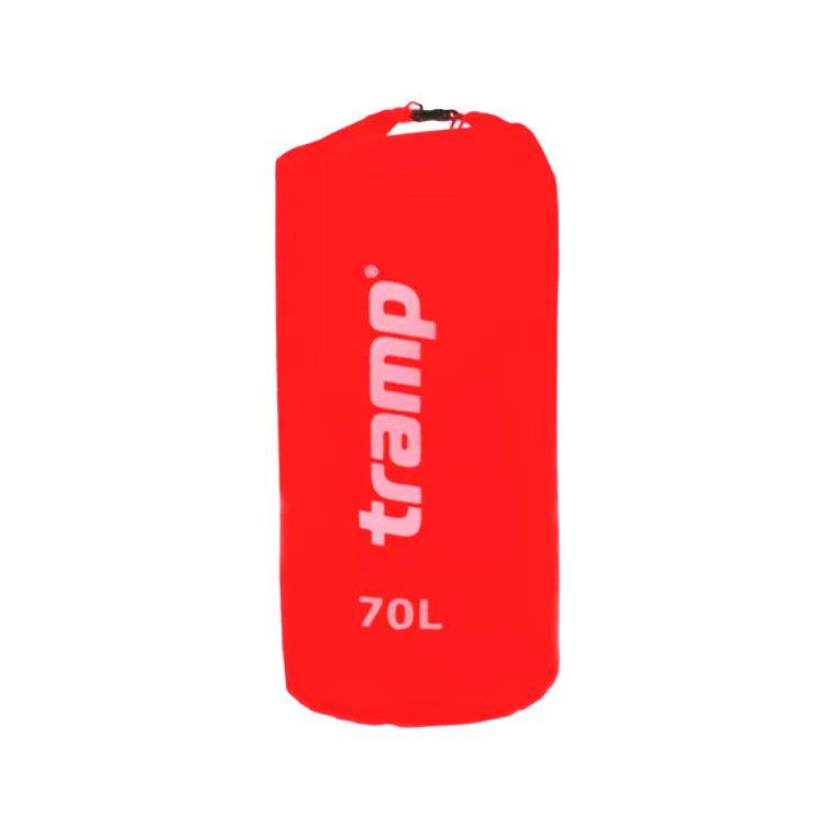 Гермомешок Tramp Nylon PVC 70 TRA-104 Красный (42271)