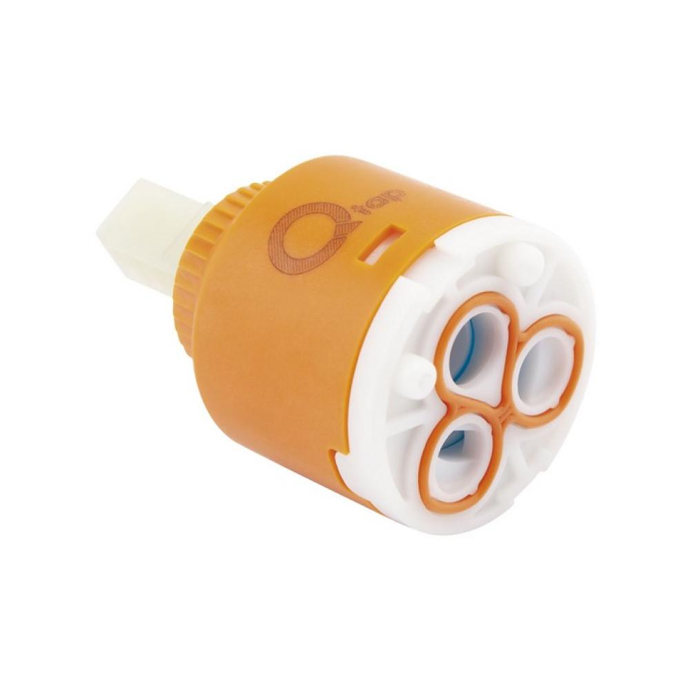 Картридж Qtap 35 ECO з пластиковим штоком (SD00031694)