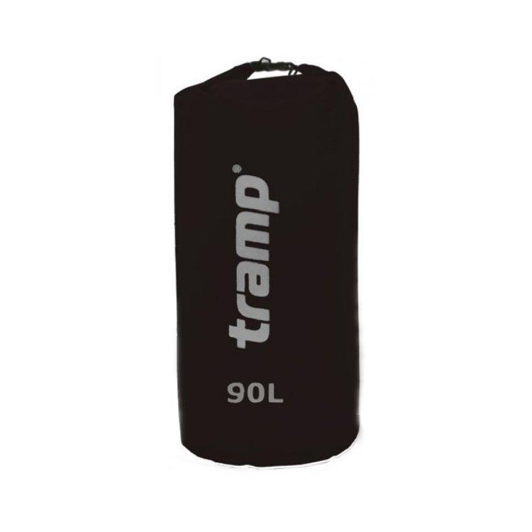 Гермомешок Tramp Nylon PVC 90 TRA-105 Черный (42274)