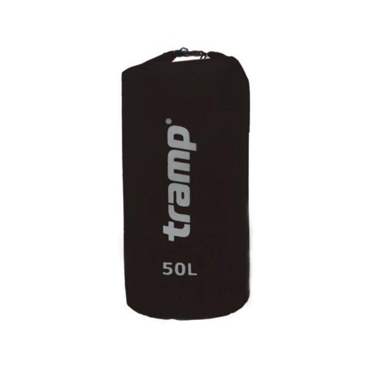 Гермомішок Tramp Nylon PVC 50 TRA-103 Чорний (42270)