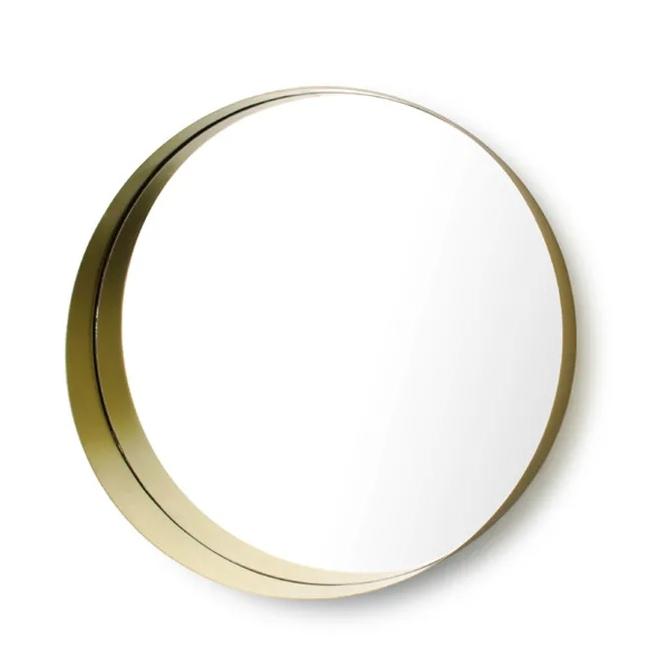 Зеркало металлическое настенное Flora 50см (30469)