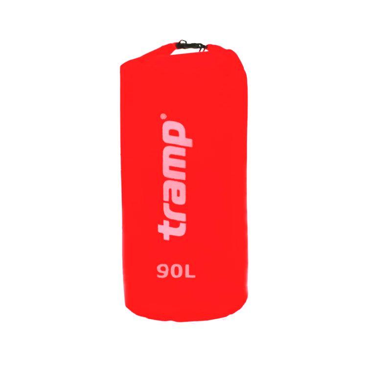Гермомішок Tramp Nylon PVC 90 TRA-105 Червоний (42273)