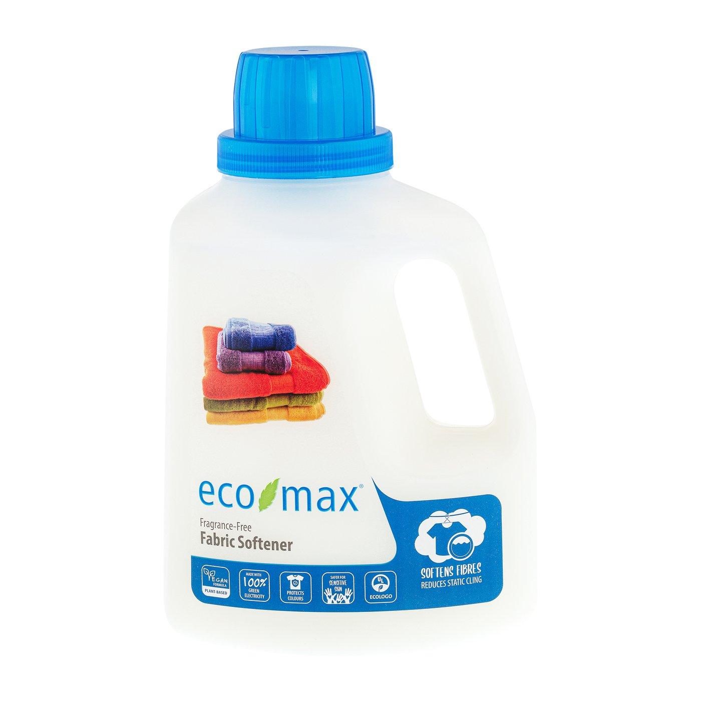 Кондиціонер для прання Eco Max без запаху 1,5 л (ECOMAX)