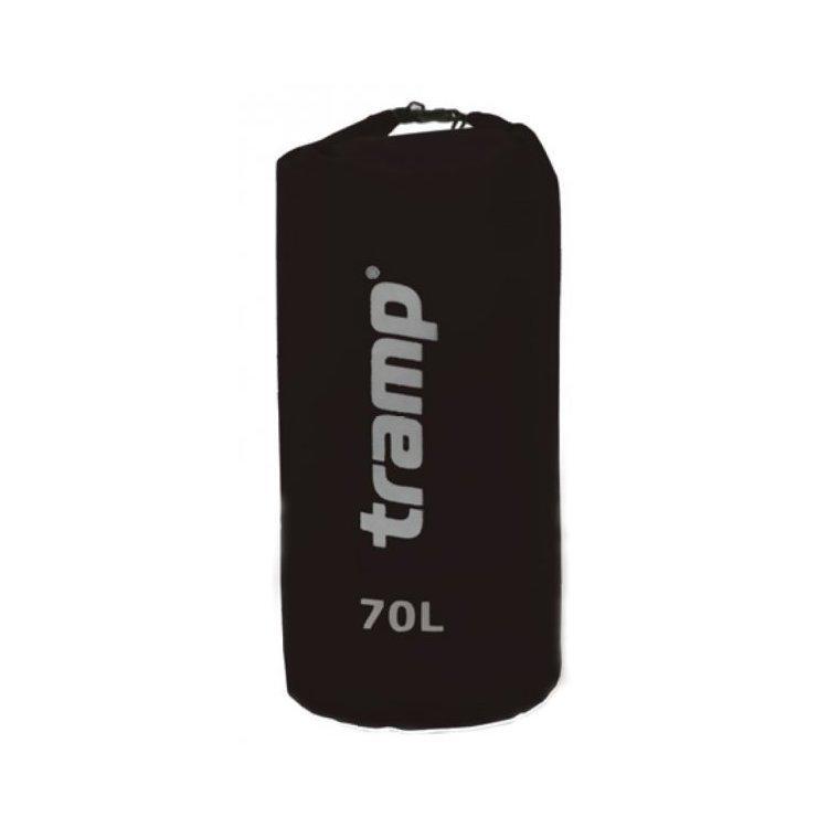 Гермомішок Tramp Nylon PVC 70 TRA-104 Чорний (42272)