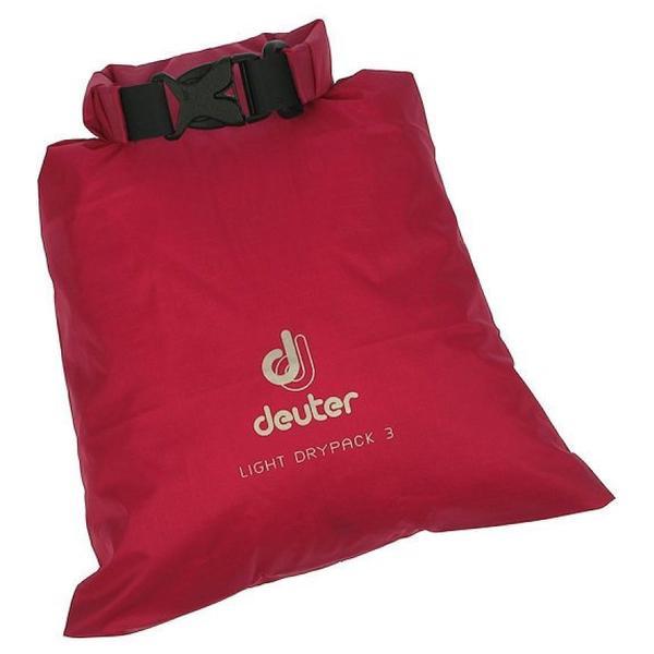 Гермомешок Deuter Light Drypack Magenta Красный (70085)
