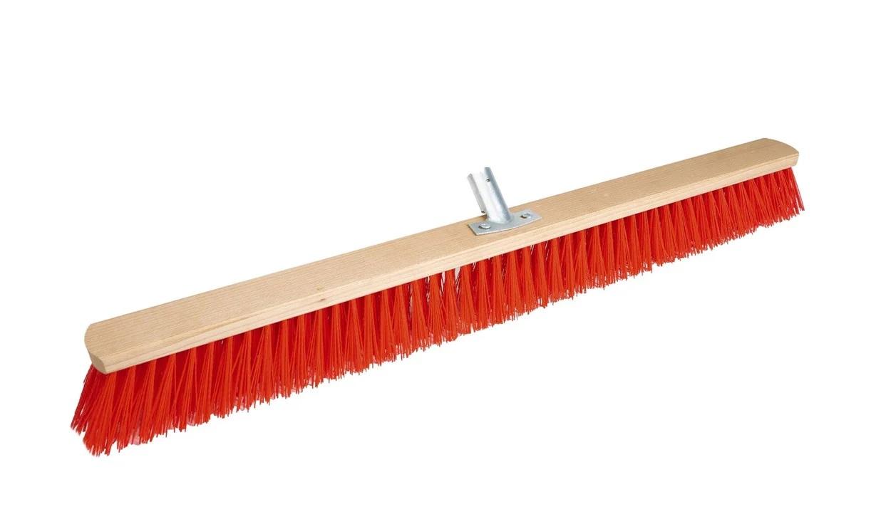 Щітка вулична з кріпленням 80 см Червоний (G800/2.3.1.1)