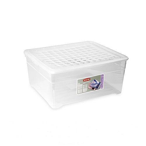 Ящик для зберігання Curver Textile box 18 л