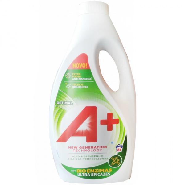 Гель для прання А+ Optimal Універсальний 65 прань 3,25 л