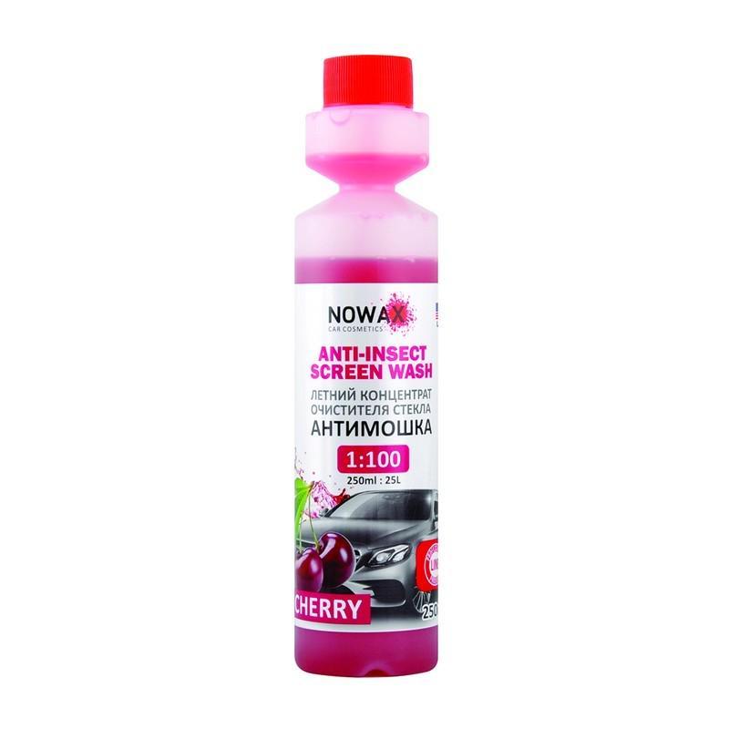 Омыватель стекла Nowax Anti-Insect Screen Wash Cherry 250 мл