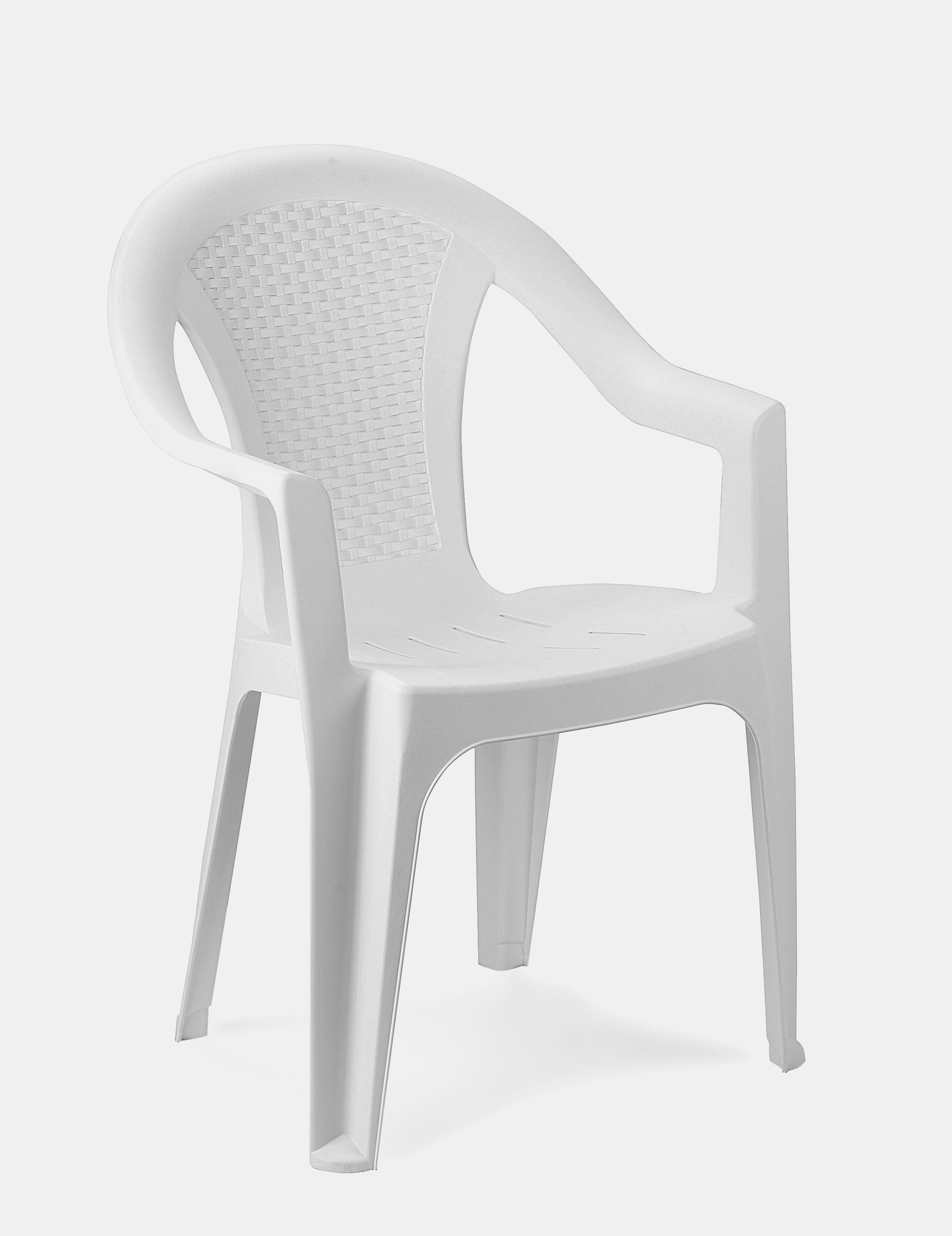 Крісло Progarden Ischia Білий