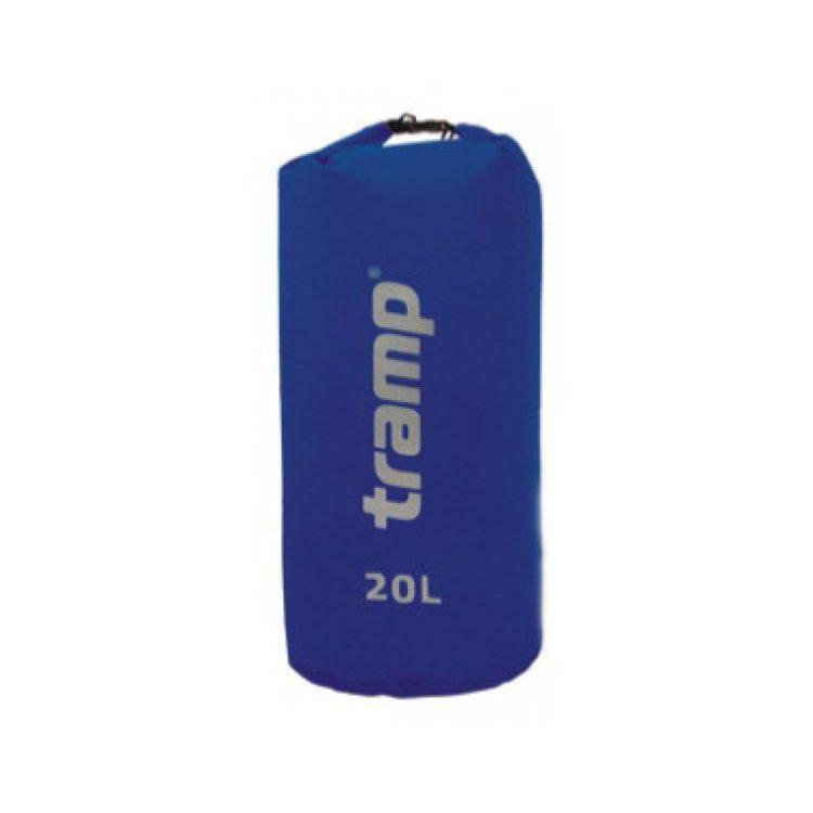 Гермомешок Tramp PVC 20 л TRA-067 Синий (42276)