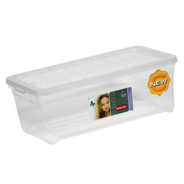 Ящик для зберігання Curver Textile box 1,8 л (03006)