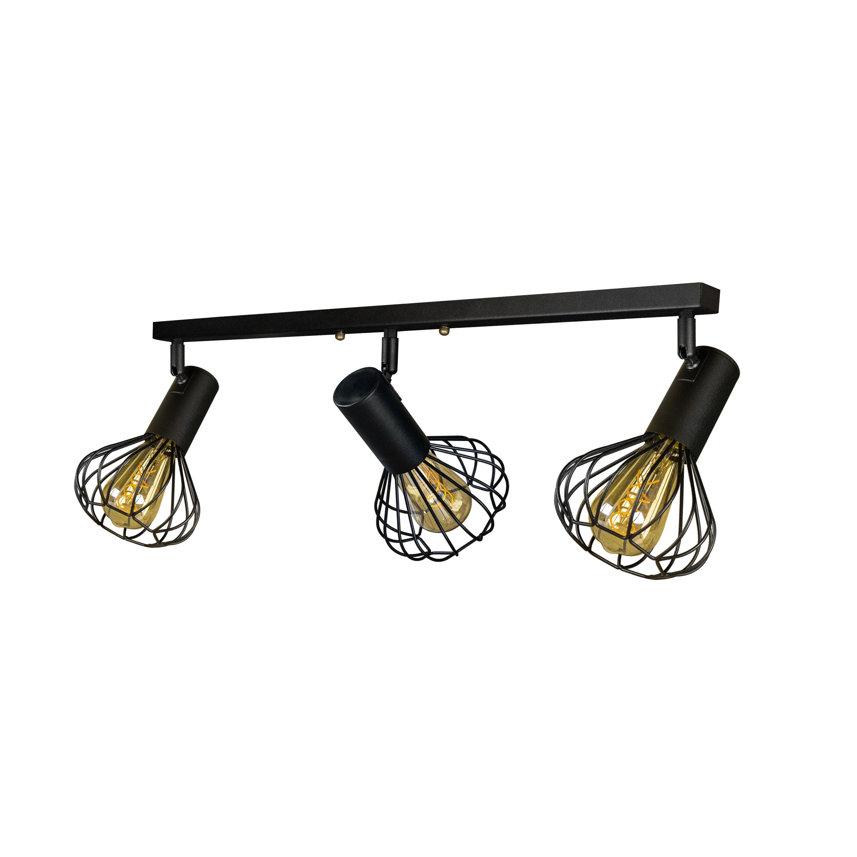 Світильник лофт MSK Electric Lotus настінно-стельовий NL 14151-3