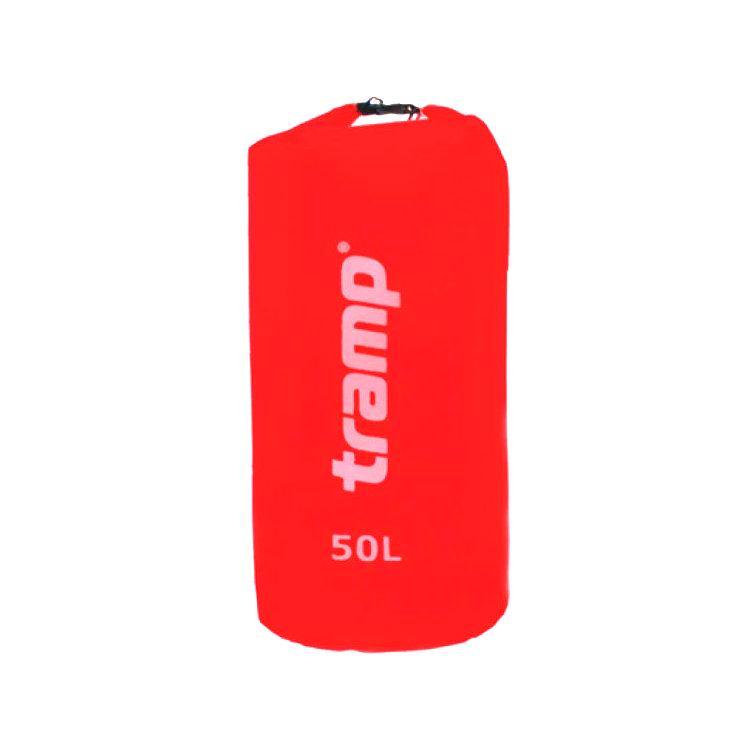 Гермомішок Tramp Nylon PVC 50 TRA-103 Червоний (42269)