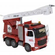 Пожежна машина Hengheng Toys зі світлом і звуком (009935)