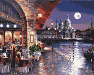 Картина по номерам Babylon Ночной город DZ933 50х40 cм (1241341974)