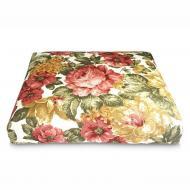 Подушка на стілець крісло Кедр на Лівані Elit 45х52х9 см Квіти