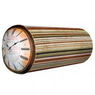 Подушка валик Часы 42x18 см (PV_NW005)