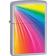 Запальничка Zippo Rainbow Сірий (24884)