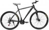 Велосипед Benetti Grande Черный/Серый
