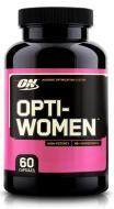 Вітаміни Optimum Nutrition Opti-Women 60 капс Без смаку