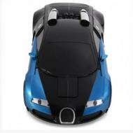 Машинка трансформер Bugatti Robot Carрадиоуправляемая 2в1 Синий (1498200307)