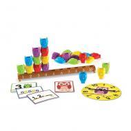 Навчальний ігровий набір Learning Resources Совина лінійка