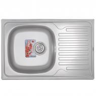 Мийка кухонна Haiba 78x50 см Decor (HB0648)
