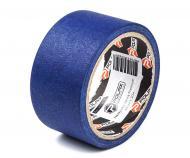 Малярська клейка стрічка Polax Premium для зовнішніх робіт 48 мм х 20 м Blue (101-027)