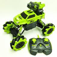 Джип всюдихід Crawler 338 на радіокеруванні з пультом Зелений