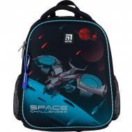 Рюкзак шкільний каркасний Kite КІТЕ Education Space challenges K21-555S-5