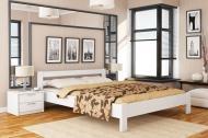 Кровать деревянная РЕНАТА 200х140 см Белый