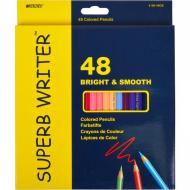 Олівці кольорові Marco 48 кольорів (4100-48CB)
